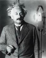 Albert Einstein & Reisz M 109