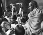Mahatma Gandhi & American D 9 A