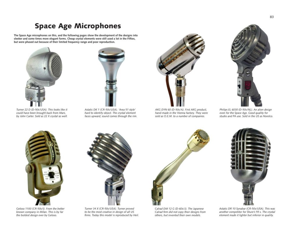 Space-Age-Microphones